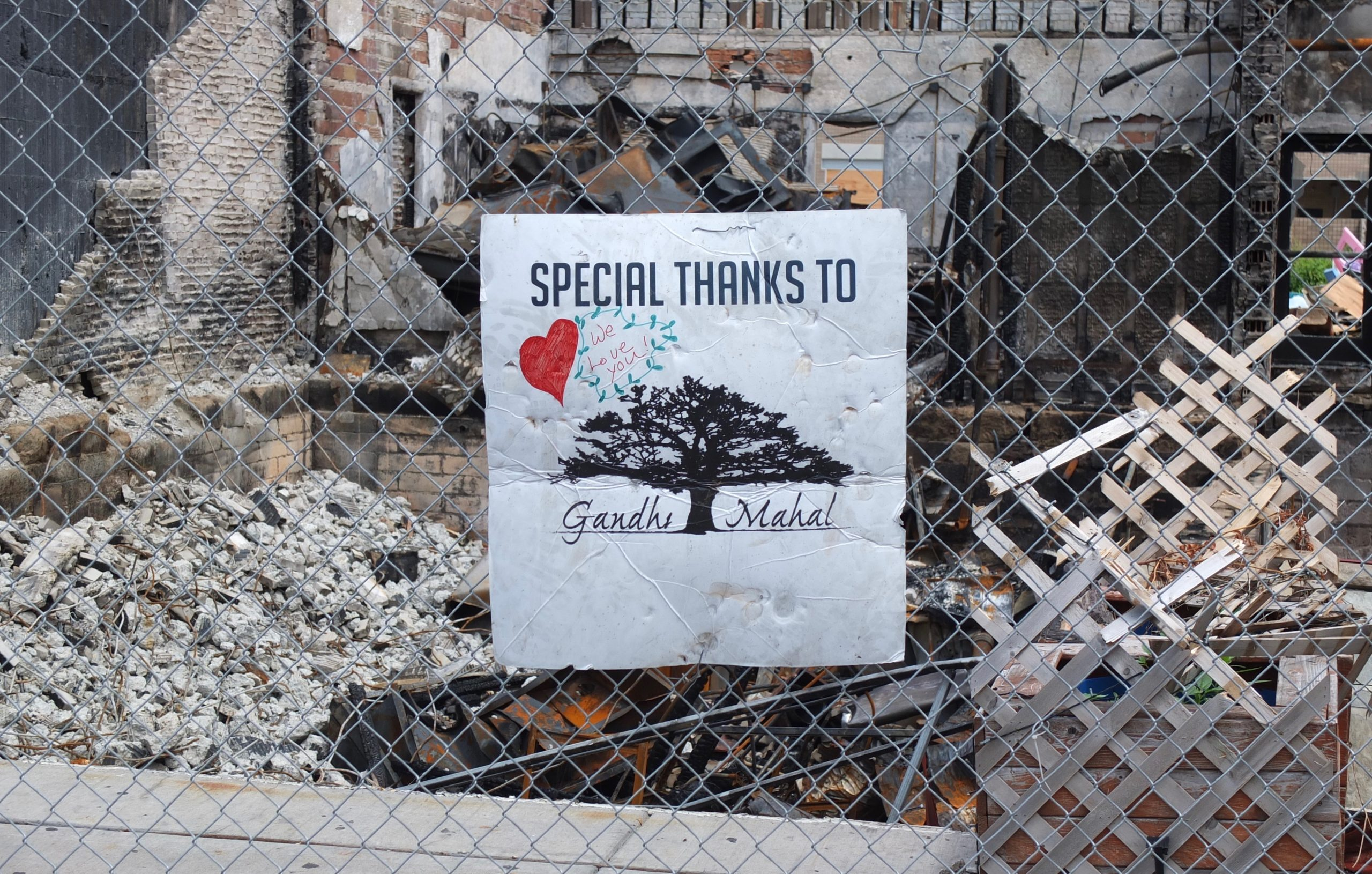 In Minneapolis's Third Precinct, a restauranteur puts justice at the heart of rebuilding plans